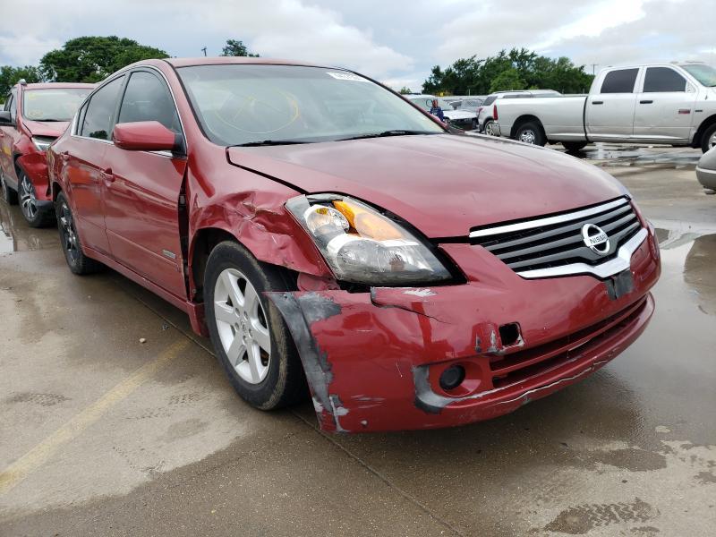 Vehiculos salvage en venta de Copart Wilmer, TX: 2011 Nissan Altima Hybrid