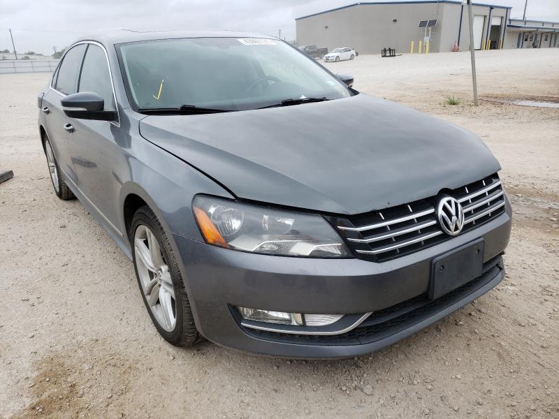 Volkswagen Vehiculos salvage en venta: 2013 Volkswagen Passat SE