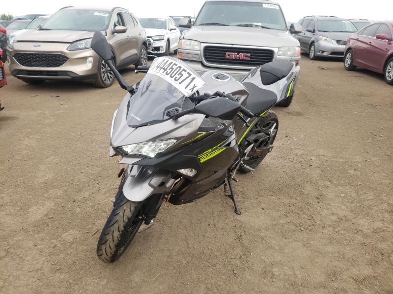 2021 KAWASAKI EX400 JKAEXKG11MDAB0037