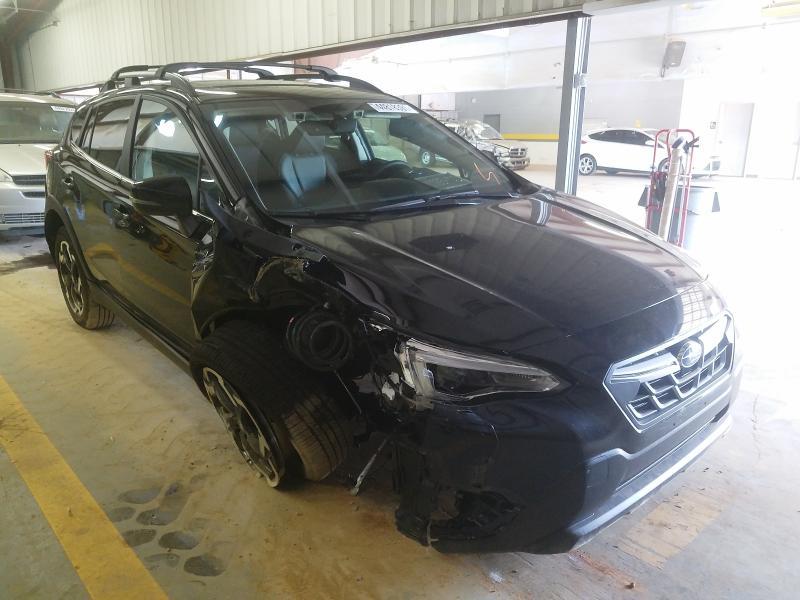 Salvage cars for sale from Copart Mocksville, NC: 2021 Subaru Crosstrek