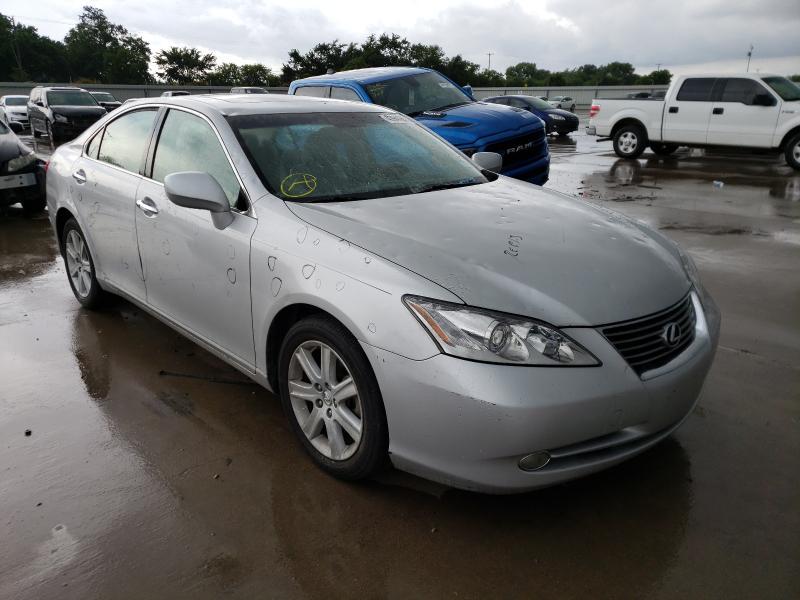 Vehiculos salvage en venta de Copart Wilmer, TX: 2007 Lexus ES 350