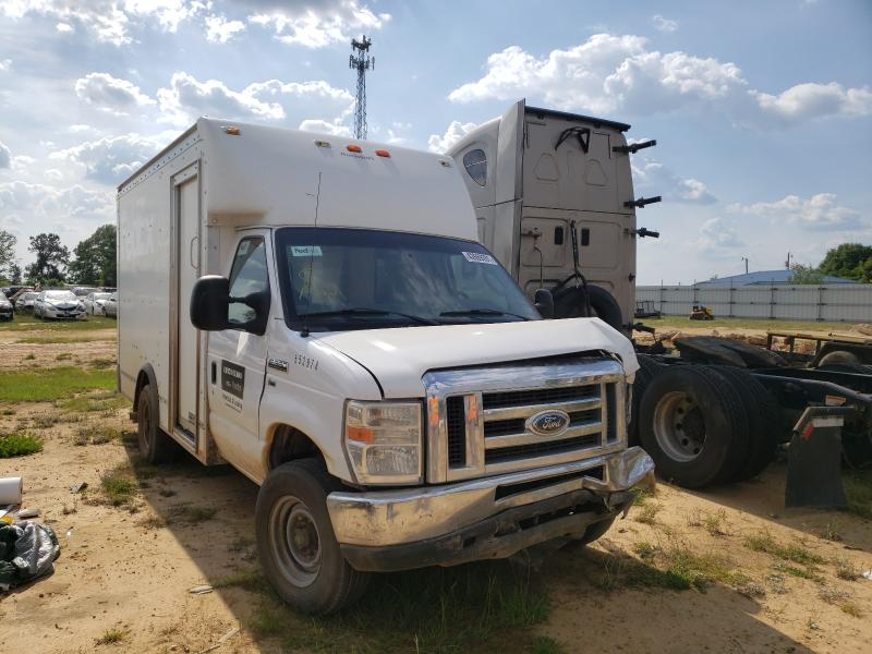 Salvage cars for sale from Copart Newton, AL: 2013 Ford Econoline