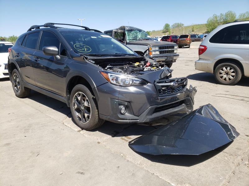 Salvage cars for sale from Copart Littleton, CO: 2020 Subaru Crosstrek
