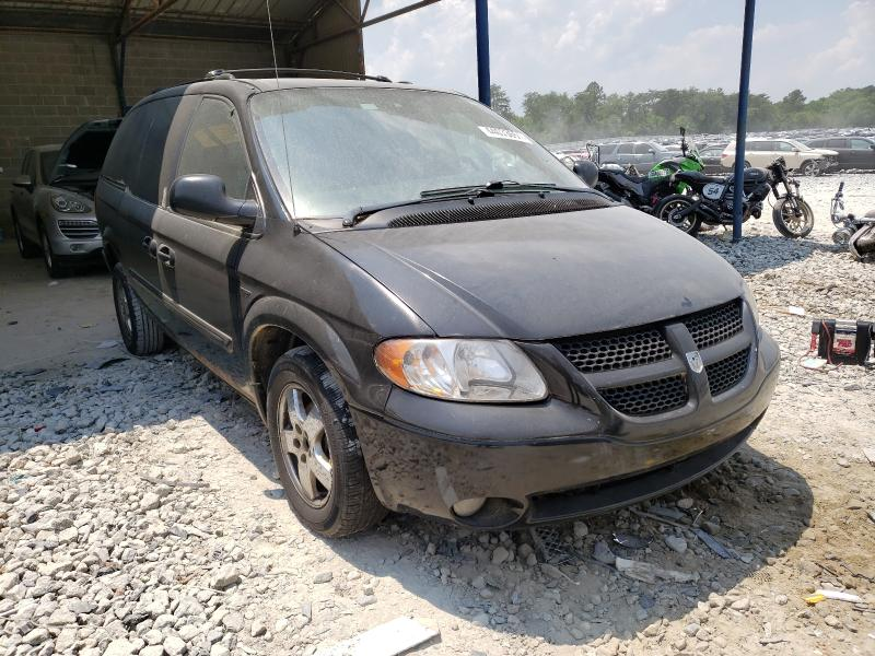 Salvage cars for sale from Copart Cartersville, GA: 2004 Dodge Grand Caravan