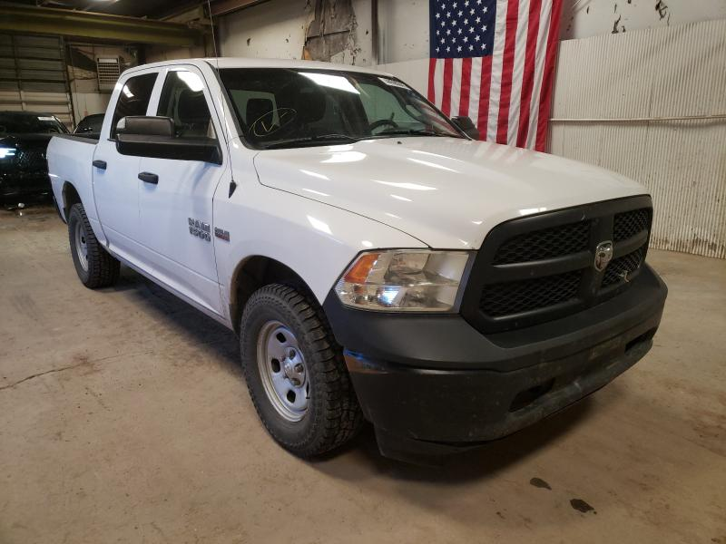 Salvage cars for sale from Copart Casper, WY: 2014 Dodge RAM 1500 ST