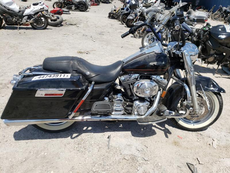 Vehiculos salvage en venta de Copart Riverview, FL: 2001 Harley-Davidson Flhrci