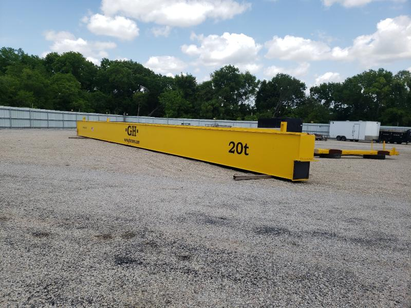 Salvage cars for sale from Copart Wilmer, TX: 2020 Buil Crane Winc