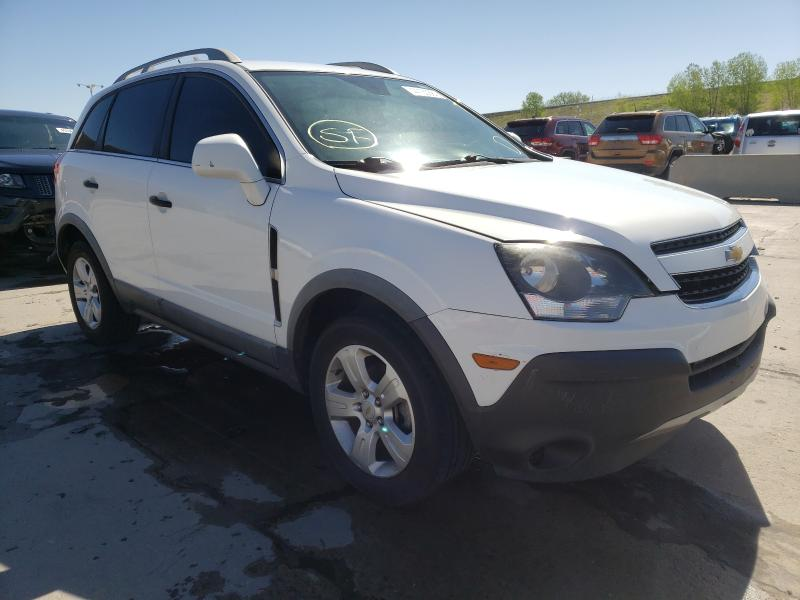 Chevrolet salvage cars for sale: 2015 Chevrolet Captiva LS