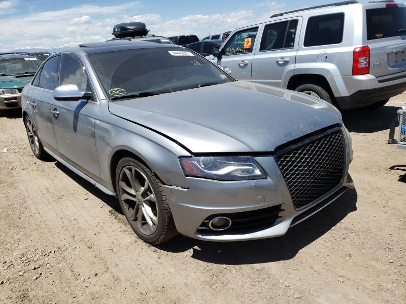 Audi salvage cars for sale: 2011 Audi S4 Premium