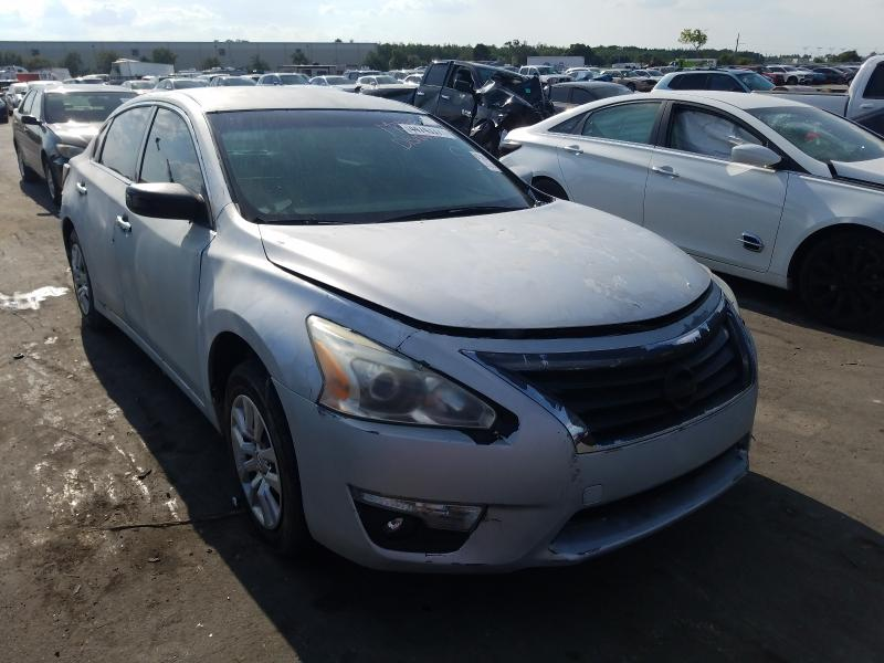 Salvage cars for sale from Copart Orlando, FL: 2014 Nissan Altima 2.5