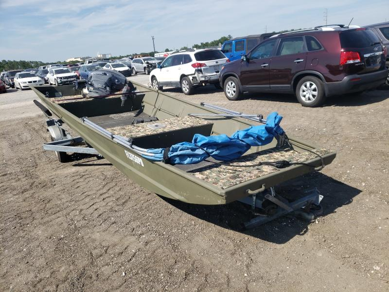 Salvage cars for sale from Copart Jacksonville, FL: 2011 Xpress Marine Trailer