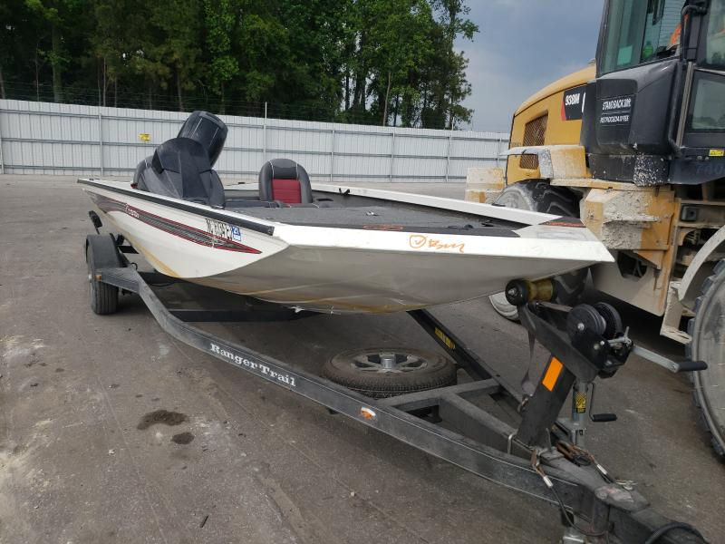 Land Rover Boat salvage cars for sale: 2018 Land Rover Boat