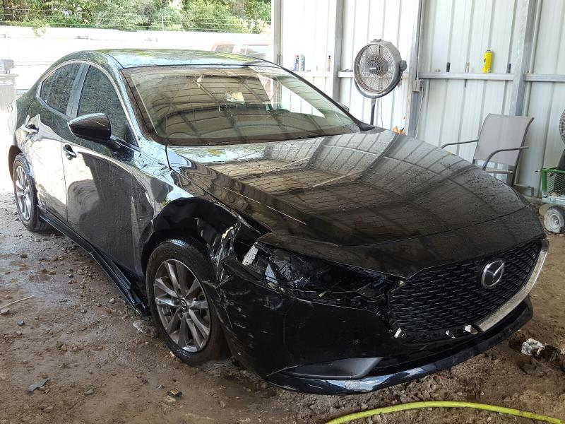 Mazda 3 salvage cars for sale: 2020 Mazda 3
