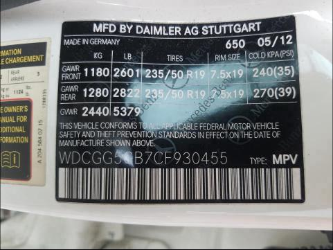 WDCGG5GB7CF930455