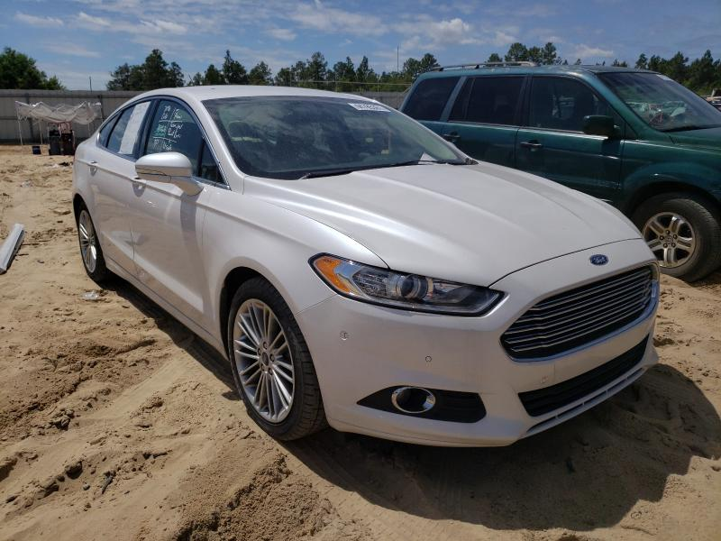 Ford salvage cars for sale: 2015 Ford Fusion SE