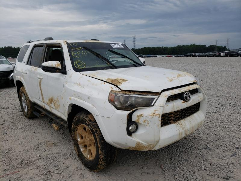 Toyota salvage cars for sale: 2019 Toyota 4runner SR
