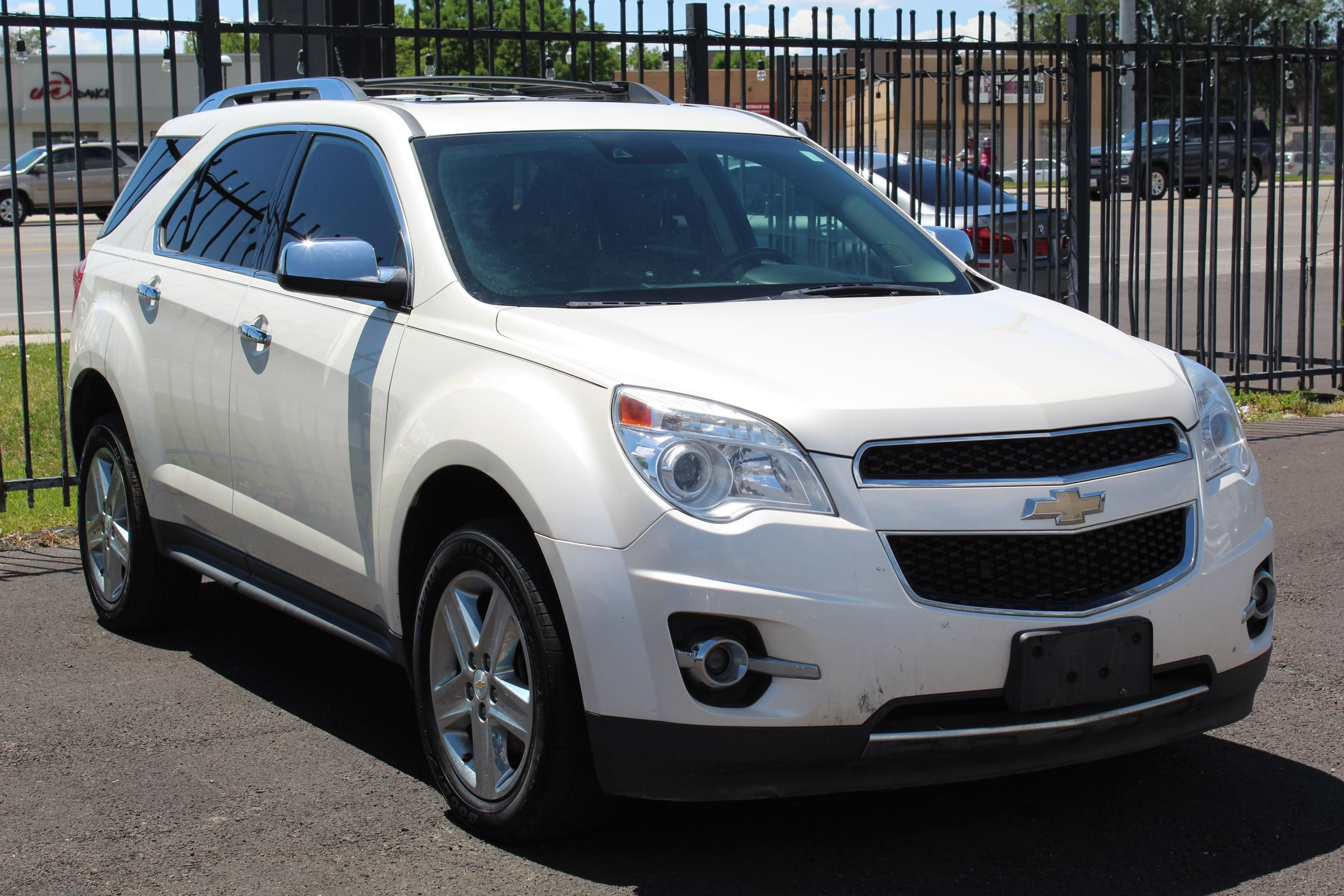 Salvage cars for sale from Copart Magna, UT: 2014 Chevrolet Equinox LT
