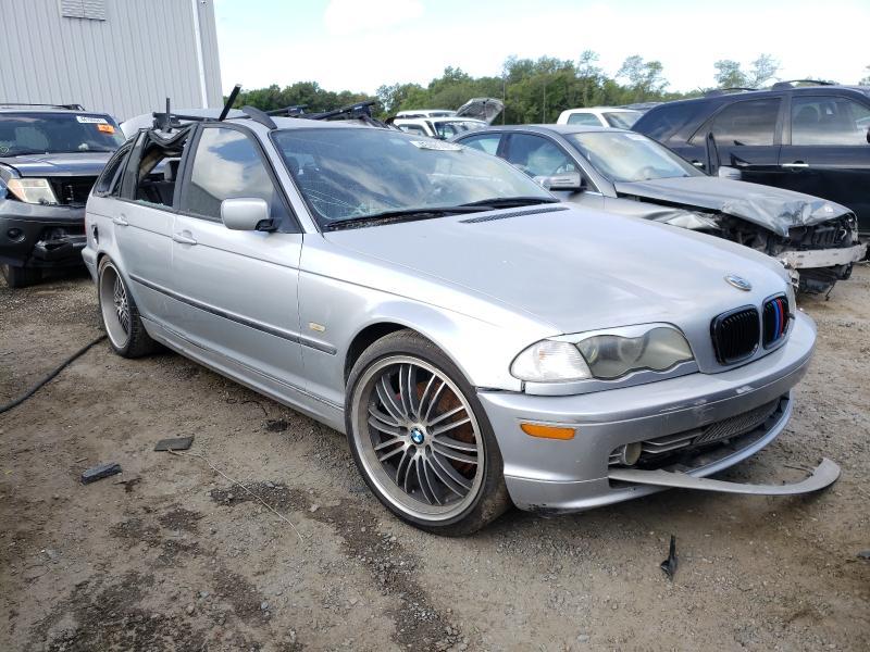 Salvage 2000 BMW 3 SERIES - Small image. Lot 45081491