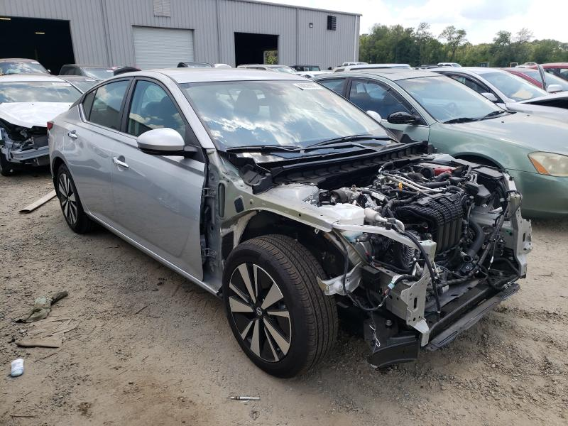 Salvage cars for sale from Copart Jacksonville, FL: 2021 Nissan Altima SV