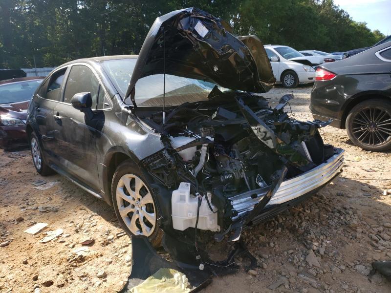 Vehiculos salvage en venta de Copart Austell, GA: 2021 Toyota Corolla LE