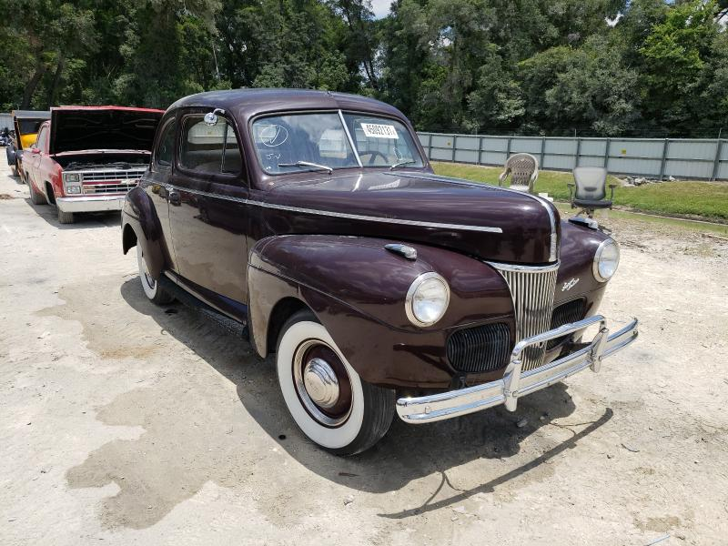1941 FORD ALL OTHER