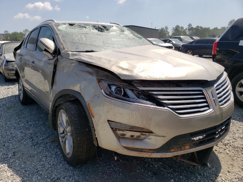 Vehiculos salvage en venta de Copart Spartanburg, SC: 2015 Lincoln MKC