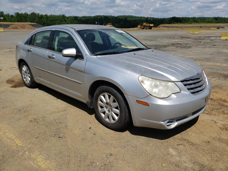 Salvage cars for sale from Copart Concord, NC: 2007 Chrysler Sebring