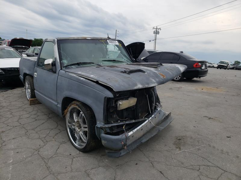 Chevrolet Other salvage cars for sale: 1989 Chevrolet Other