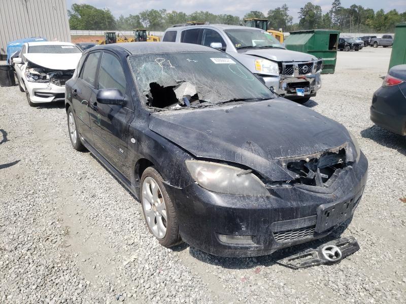 2007 Mazda 3 Hatchbac en venta en Spartanburg, SC