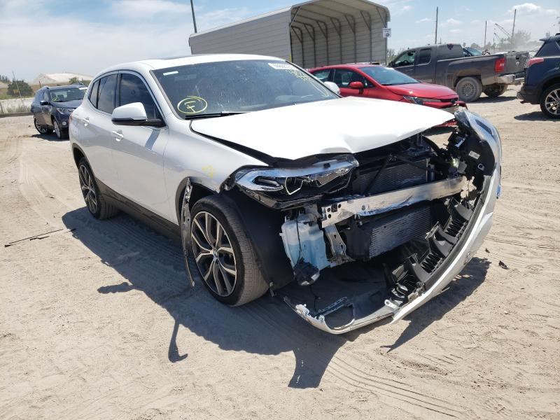 Salvage cars for sale from Copart West Palm Beach, FL: 2019 BMW X2 SDRIVE2