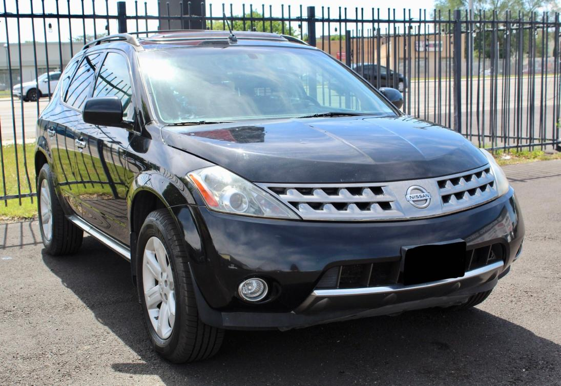 Salvage cars for sale from Copart Magna, UT: 2007 Nissan Murano SL