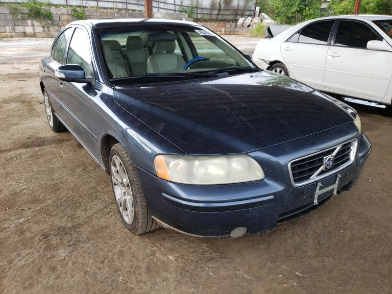 Salvage cars for sale from Copart Fairburn, GA: 2009 Volvo S60 2.5T