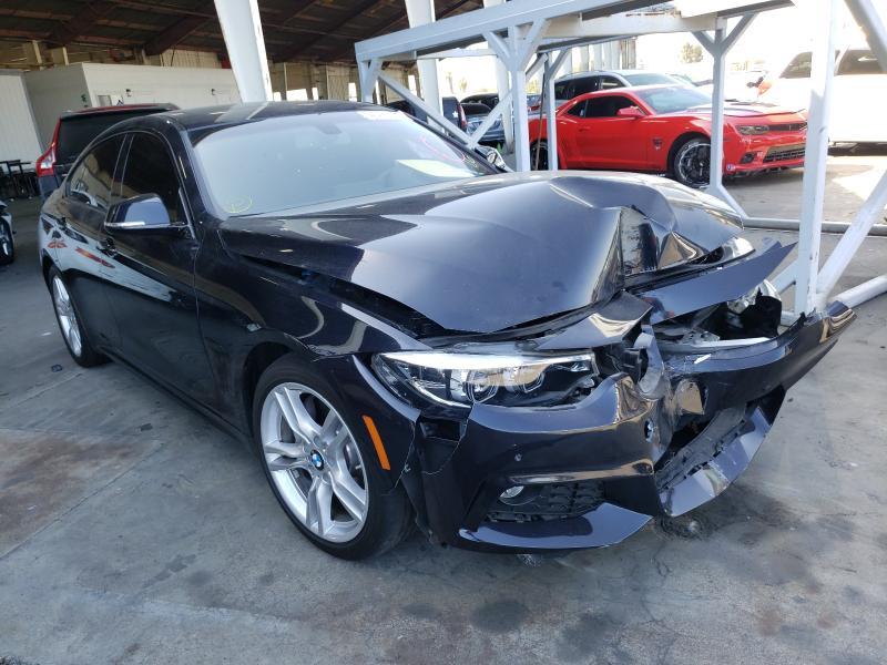 BMW Vehiculos salvage en venta: 2018 BMW 430I Gran Coupe