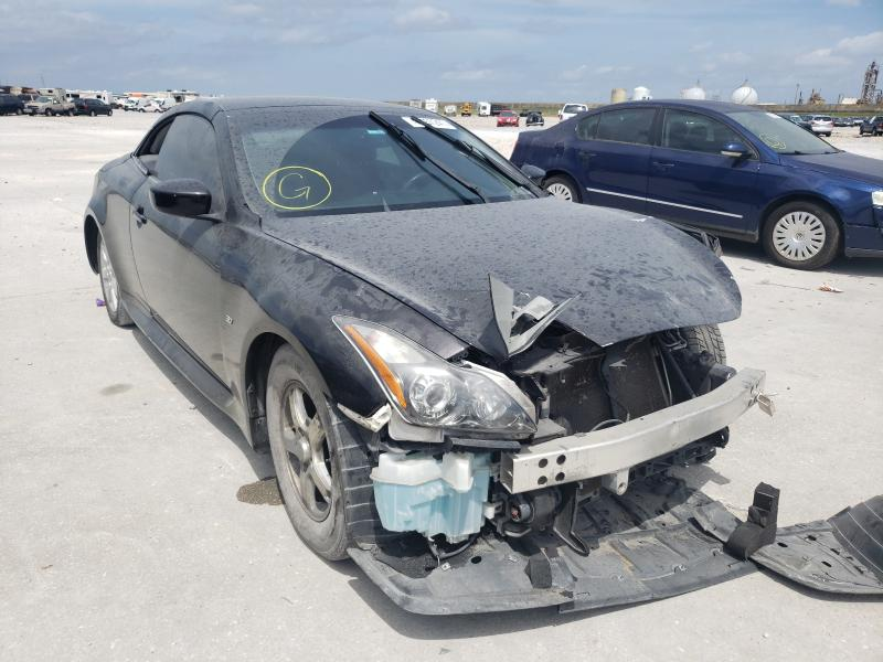 Infiniti salvage cars for sale: 2014 Infiniti Q60 Base
