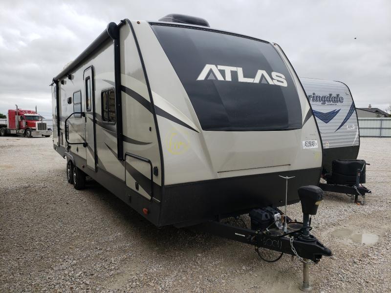 Atla salvage cars for sale: 2018 Atla Trailer