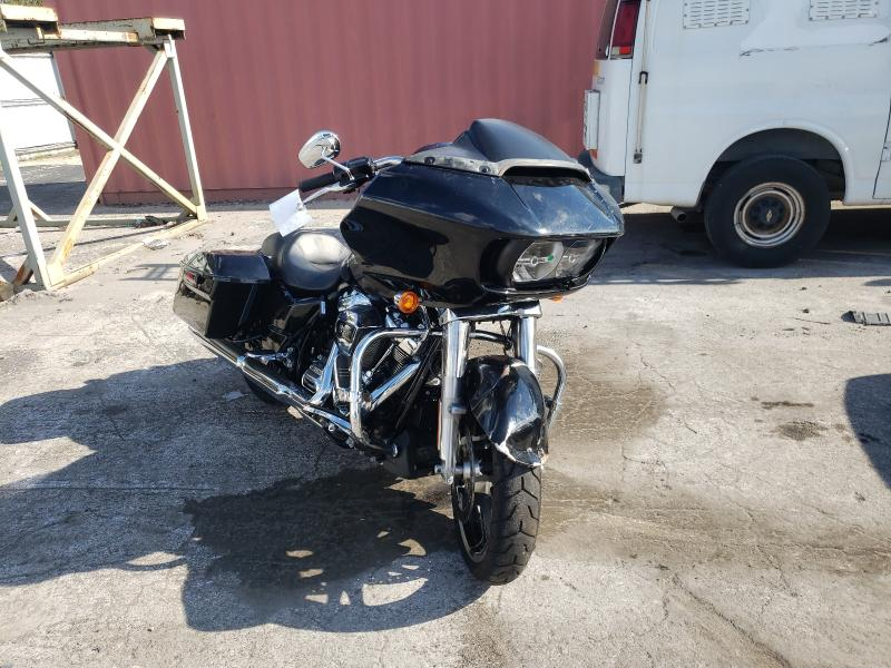 Salvage cars for sale from Copart Miami, FL: 2019 Harley-Davidson Fltrx