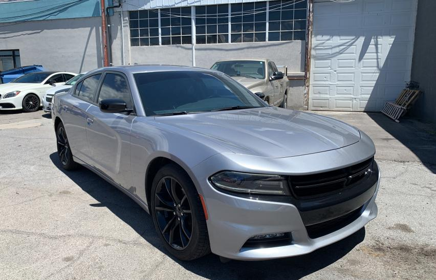 Salvage cars for sale from Copart Magna, UT: 2016 Dodge Charger SX