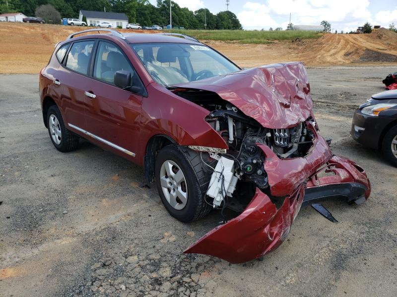 Salvage cars for sale from Copart Concord, NC: 2014 Nissan Rogue Sele