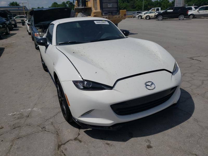 Mazda Vehiculos salvage en venta: 2020 Mazda MX-5 Miata