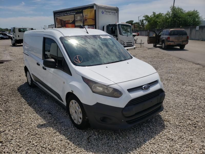 Salvage cars for sale from Copart Opa Locka, FL: 2014 Ford Transit CO