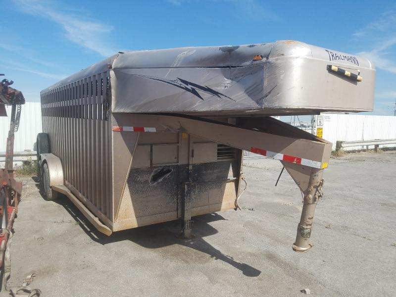 Blmr salvage cars for sale: 2004 Blmr Trailer