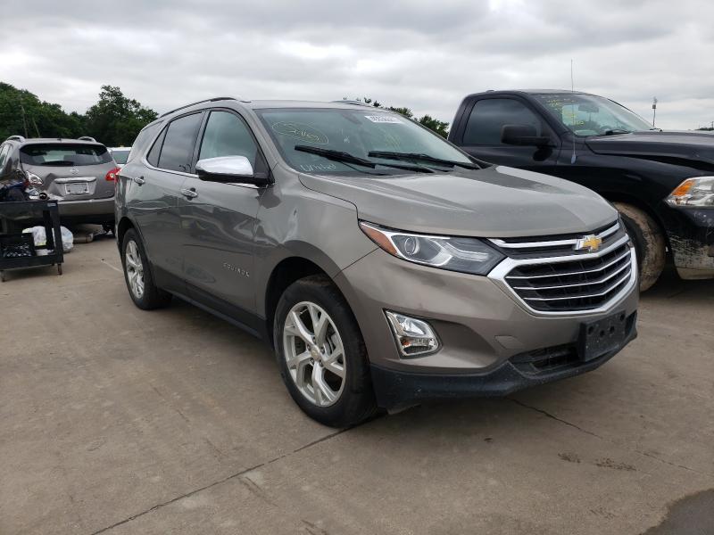 Vehiculos salvage en venta de Copart Wilmer, TX: 2018 Chevrolet Equinox PR