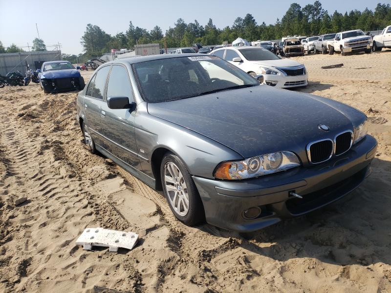 BMW Vehiculos salvage en venta: 2003 BMW 530 I Automatic
