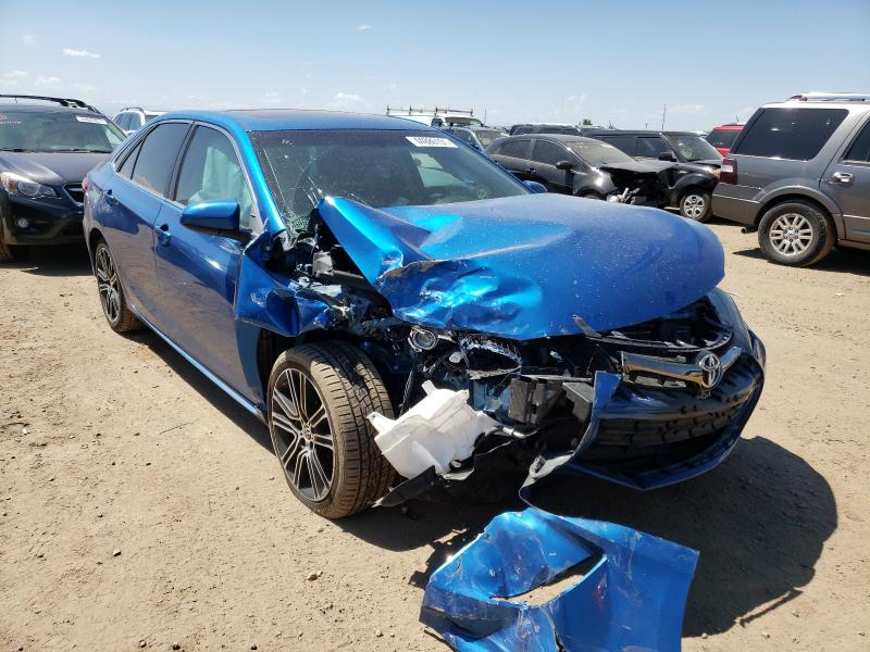 2016 TOYOTA CAMRY LE 4T1BF1FK9GU538054