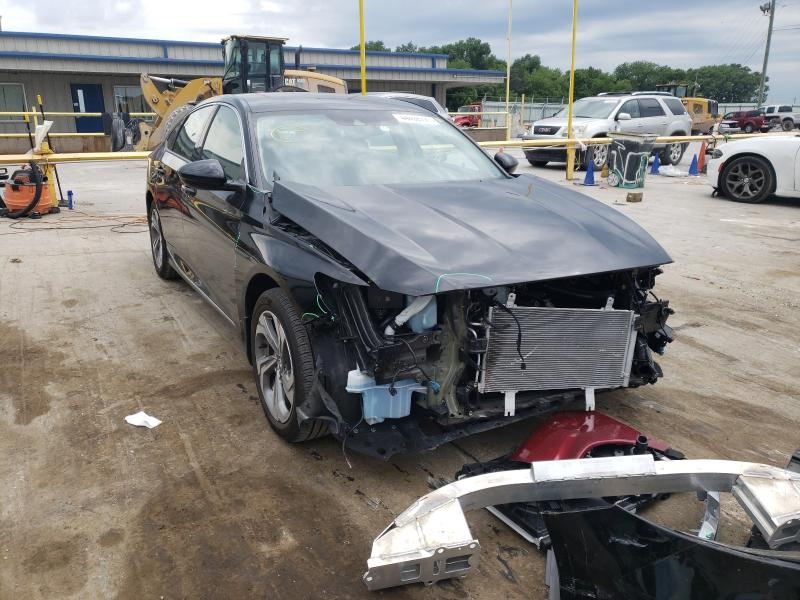 Salvage cars for sale from Copart Lebanon, TN: 2019 Honda Accord EXL