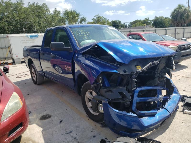 Salvage cars for sale from Copart Punta Gorda, FL: 2018 Dodge RAM 1500 ST