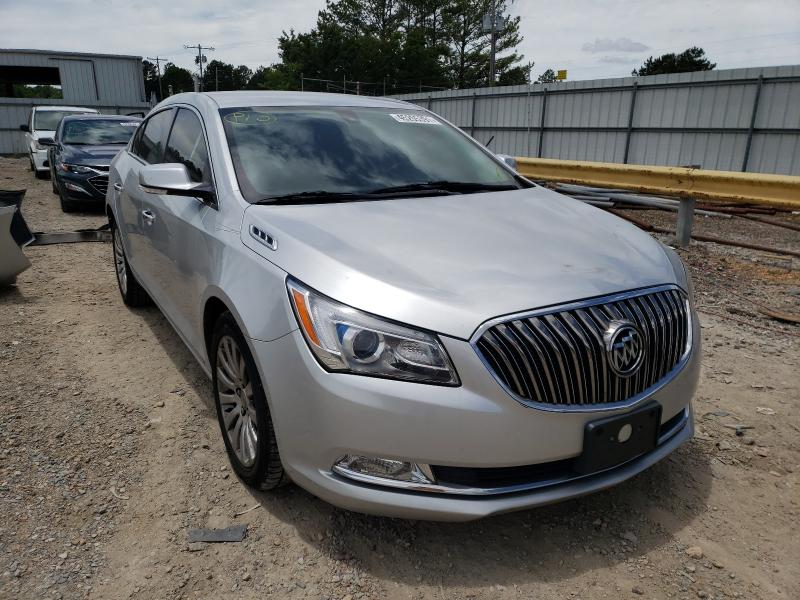 Salvage cars for sale from Copart Florence, MS: 2015 Buick Lacrosse