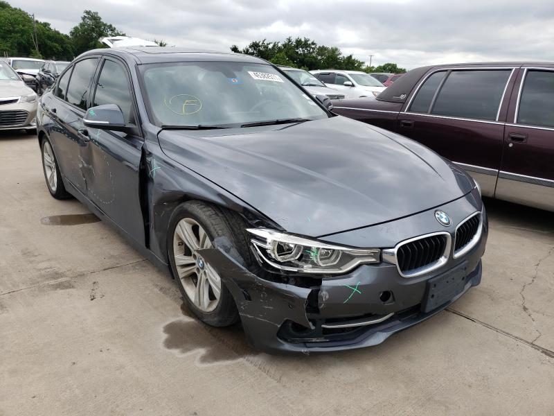 BMW salvage cars for sale: 2016 BMW 328 XI SUL