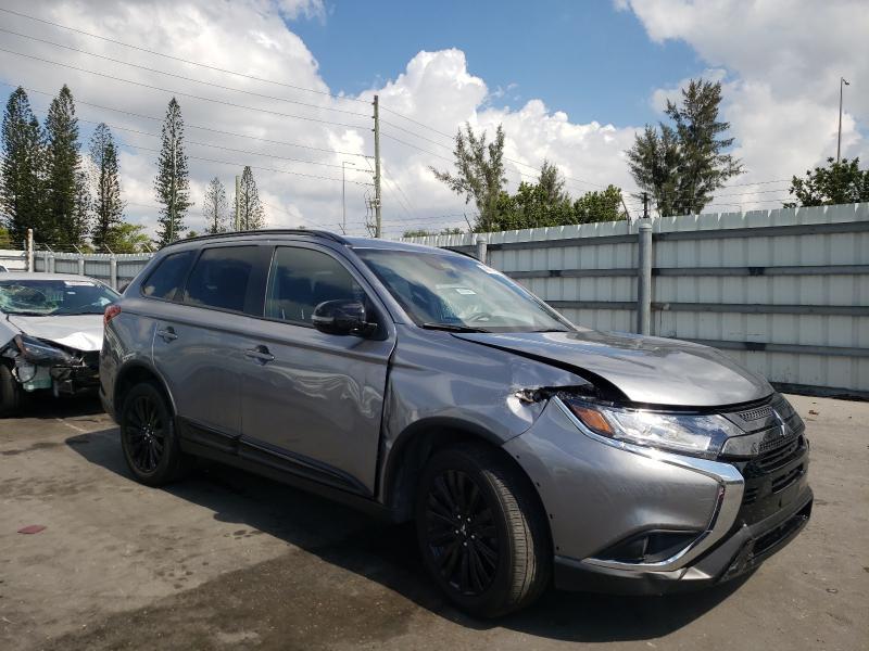 Mitsubishi salvage cars for sale: 2020 Mitsubishi Outlander