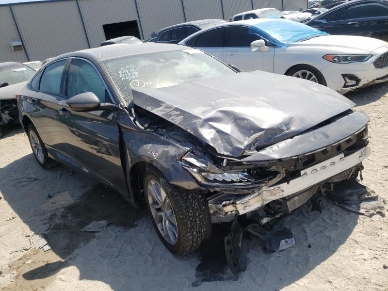Salvage cars for sale from Copart Apopka, FL: 2019 Honda Accord LX
